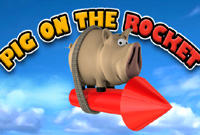 Porcul pe racheta