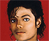 Michael Jackson pe skateboard
