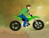 Jocuri ben 10 Pe motocicleta