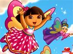 Jocuri cu Dora si Cifrele