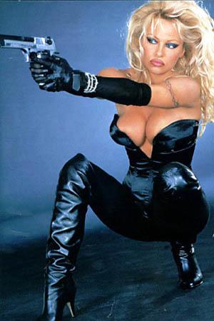 Imbrac-o pe Pamela Anderson