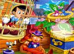 Jocuri cu Pinochio Disney