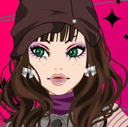 barbie Make up 4