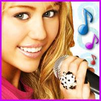 Hannah Montana Dress up si Make up