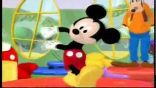 Clubul lui Mickey Mouse 8 Trenuletul