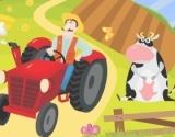 Jocuri cu Tractoru de Ferma